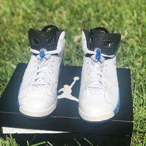 "Air Jordan Retro 6 ""Sports Blue"""